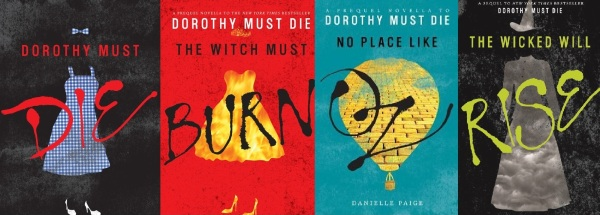 dorothy_must_die_series